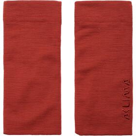 Aclima WarmWool Pulsheater Rękawki, red ochre